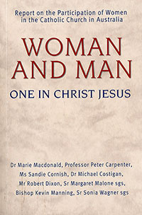 Woman and Man:  One in Christ Jesus